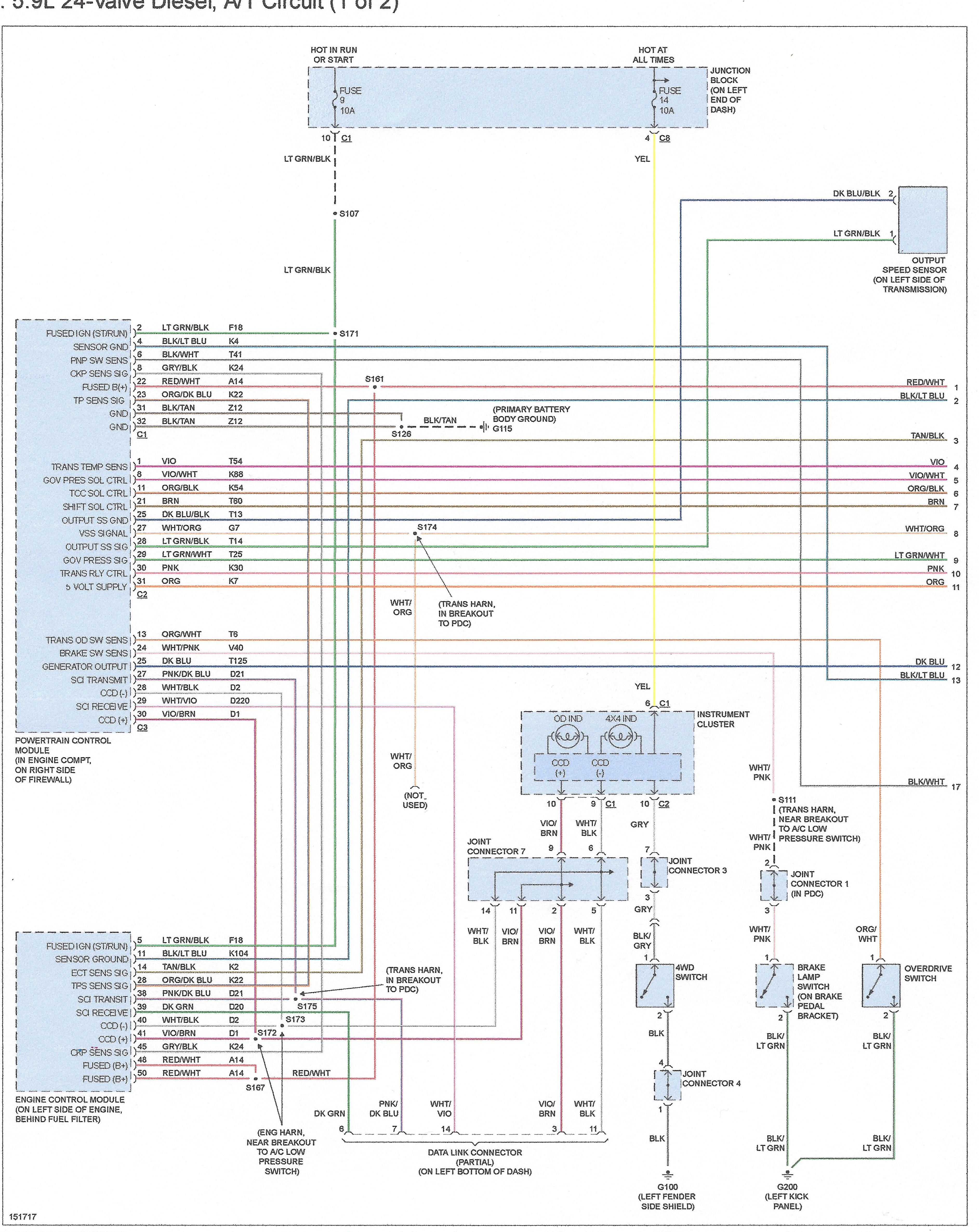 Dodge Ram Tcc Wiring Diagram Diagrams 2012 Ac Solving Diesel Lockup Issues By Eliminating Connectors Rh Certifiedtransmission Wordpress Com Light